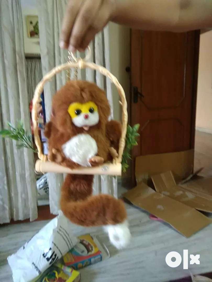 Cutipie monkey 0