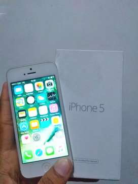 Dijual iPhone 5 Ram 1 Internal 16 GB