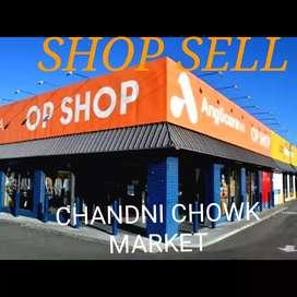 shop shell at chandni chowk market