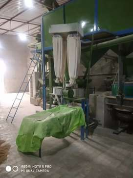Automatic Flour mill with grinder
