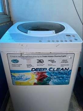 6.5 kg fully automatic IFB washing machine