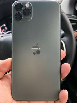 iPhone 11 Pro Max 512 Gb Green