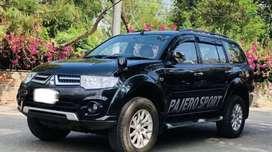 Mitsubishi Pajero Sport 4X2 Automatic, 2018, Diesel
