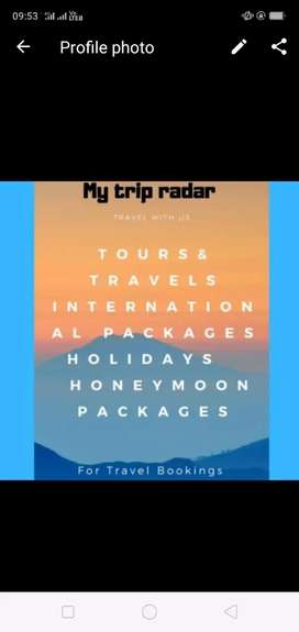 Travel agent who can sale packages.