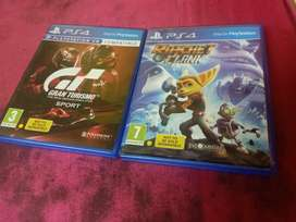 PS4 games for 1200 for 2