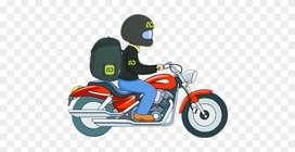 (Avadi) Bike delivery Executive