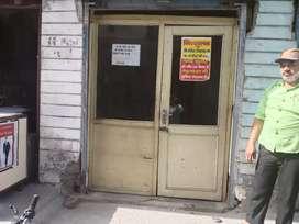 Wooden Caben door section