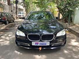 BMW 7 Series 730Ld, 2013, Diesel
