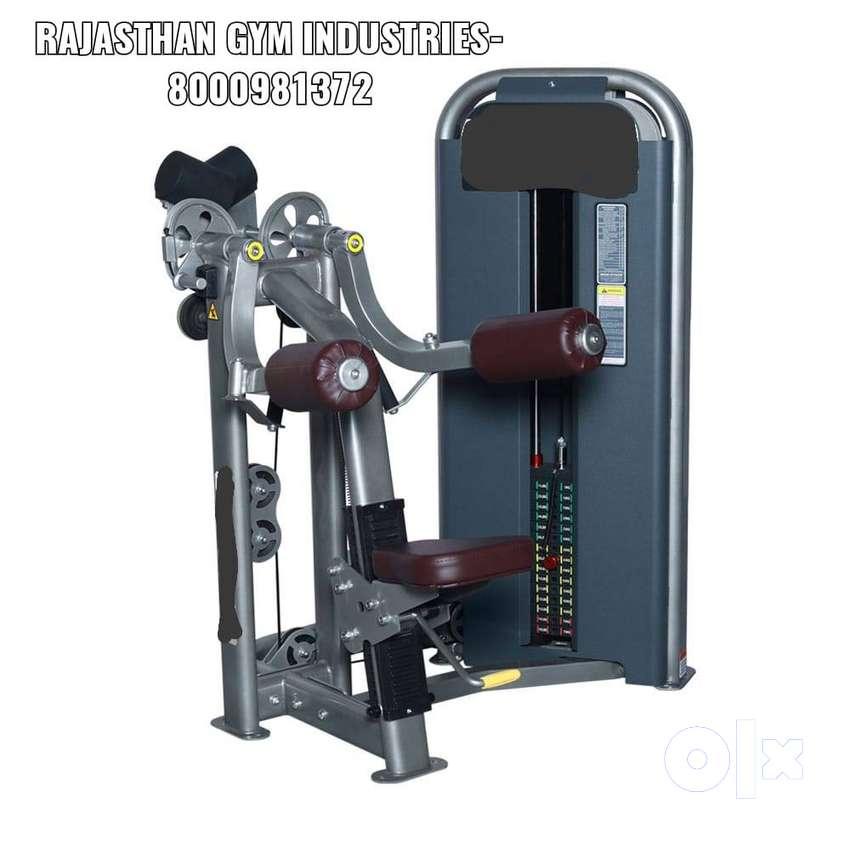 Gym Equipment set ( Approx- 3 to10 Lakhs - )new gym setup We provide 0