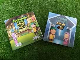 Best Seller buku Sakeena, Syahadat Pada Allah dan Sholat Ingat Allah