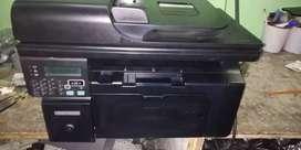 HP LaserJet m1213nf mfp printer