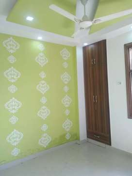 2bhk flat with Lift n car parking at Dwarka sector-15