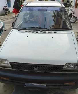 Maruti Suzuki 800 2002 Petrol 72000 Km Driven in good condition