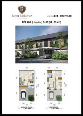 Royal Residence cluster Oakwood