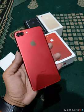 Iphone 7+ 128gb red product