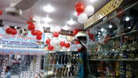 Double unit Shop for sale in main bazar Peoples colony