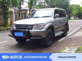 [OLXAutos] Toyota Prado 1997 3.0 A/T Diesel Silver #Arjuna Motor