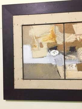 Lukisan karya pelukis ternama gede yah