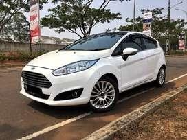 Fiesta Sport 1.5  At 2014 Putih Facelift