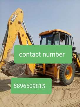 JCB 3DX all mitti