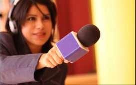Anchor, presenter/MC