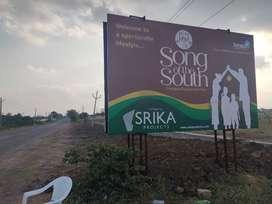 SRIKA PROJECTS , HMDA LAYOUT WITH ALL AMINITIES