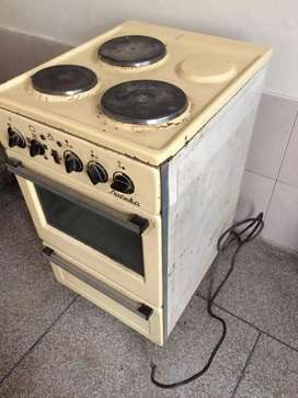 Electric Cooking range oven