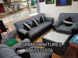 New branded luxurious sofa set with warranty direct home delivery