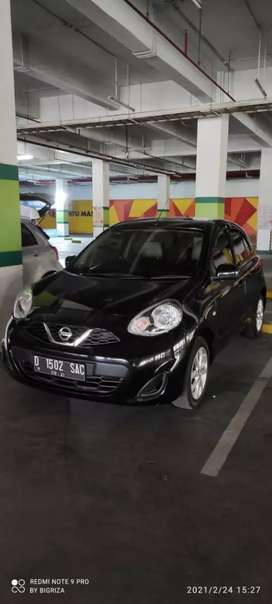 NISSAN MARCH 2012 KM 44RB MT