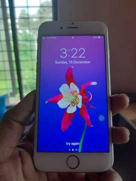 Iphone 6S , 16gb , rose gold