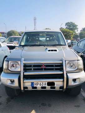 Mitsubishi Pajero SFX 2.8, 2009, Diesel