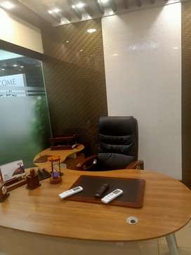 VIP FURNISHED OFFICE 24/7 TIMING AT BUKHARI WITH LIFT NO PARKING ISUE