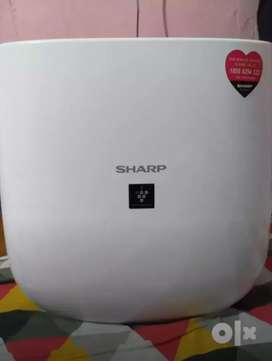 New Sharp air purifier