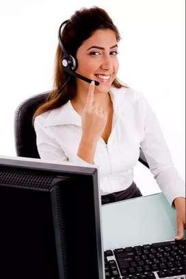 Tele caller Required Female