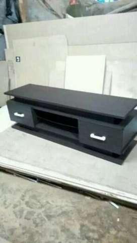 Order cod meja tv hitam