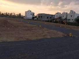 Premium villa plots for sale @ Mannivakkam