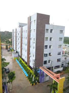 2bhk Appartment available in Gated Community