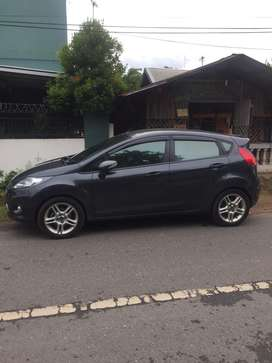 FORD FIESTA TYPE S 1.6