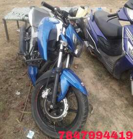 1 YEAR RTR 160 4V FOR SALE