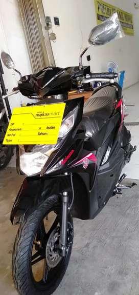 Honda beat mulus siap gas
