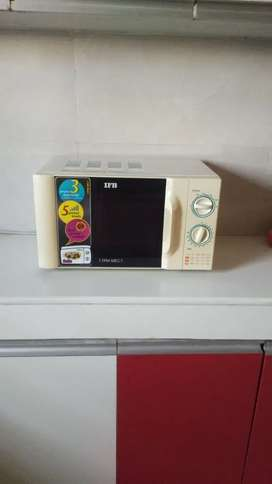 Want to sell microwave oven