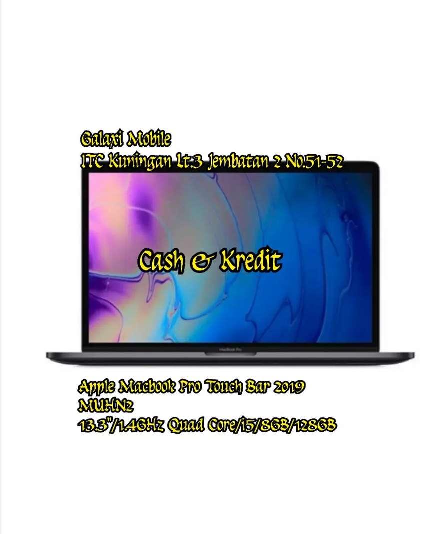 Cicilan Tanpa CC - Macbook Pro 2019 MUHN2 8GB/128GB New Bisa Call WA 0