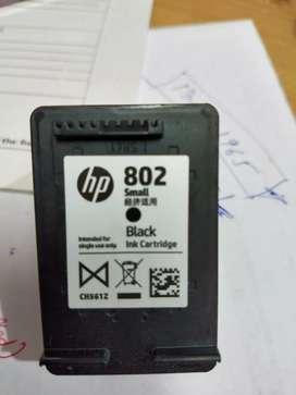 Original HP cartridge