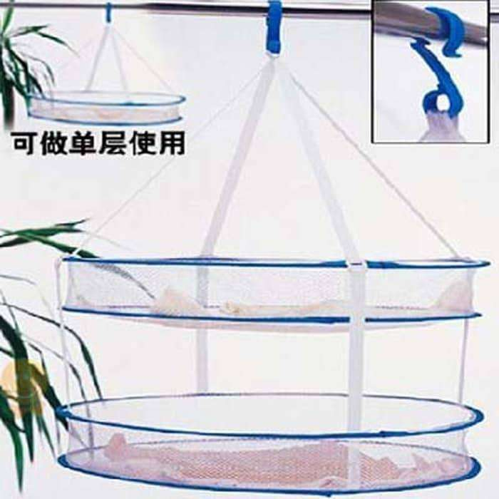 Hanger Jemuran Lipat 2 Tingkat Cocok Untuk Boneka berkualitas dan MURA 0
