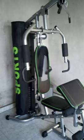 Home gym fitness best 1 sisi