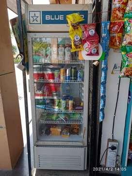 Visi cooler fridge for sell