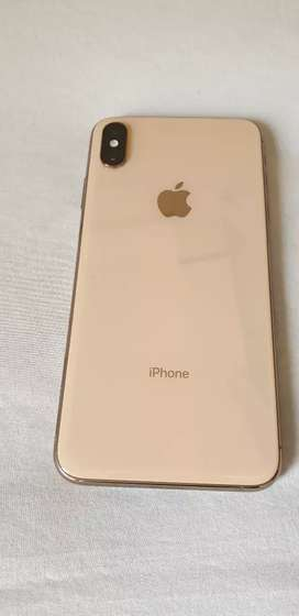 3 Months used Apple iPhone XS Max 256GB - Gold