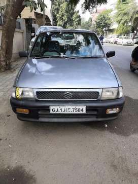 Maruti Suzuki Zen LX BS-III, 2001, CNG & Hybrids