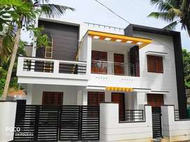 68 lakh 3 bedroom new house