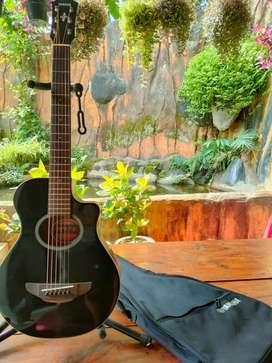 Gitar yamaha akustik elektrik apx t2 3/4